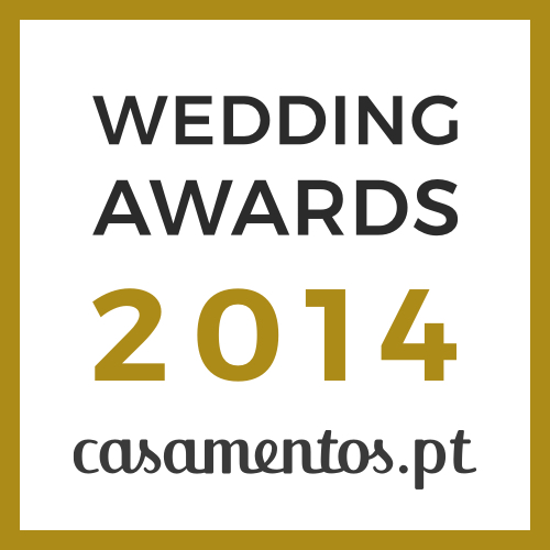 Vencedor Wedding Awards 2014 Casamentos.pt