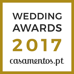 Vencedor Wedding Awards 2017 Casamentos.pt